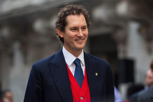 John Elkann (Ph. Zimbio)