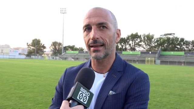 Taurino, ex allenatore del Bitonto (Ph. Radio 00)