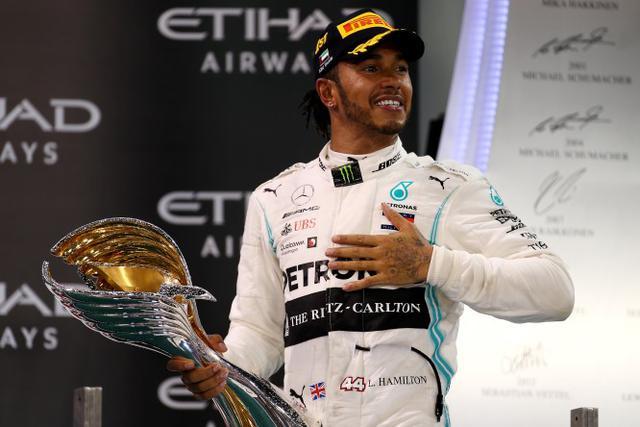Lewis Hamilton, pilota Mercedes (ph social)
