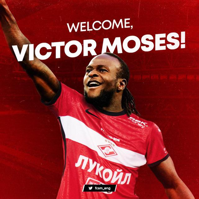 Victor Moses (Ph. Twitter)