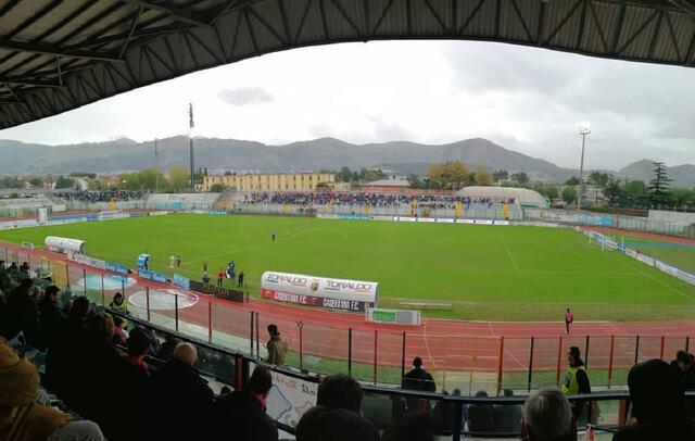 Casertana-Casarano streaming