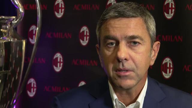 Alessandro Costacurta (ph Twitter AC Milan)