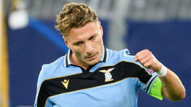 Ciro Immobile (Ph. Twitter)