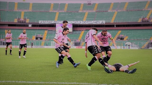 Dove vedere Casertana-Palermo