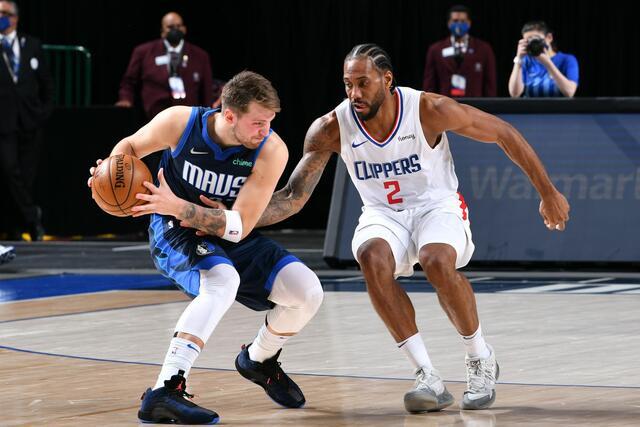 Dove vedere Los Angeles Clippers-Dallas Mavericks