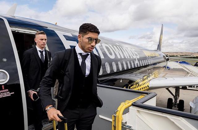 Achraf Hakimi, nuovo rinforzo dell'Inter (Profilo social giocatore)
