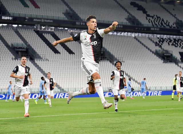 Cristiano Ronaldo  (Ph. Twitter)