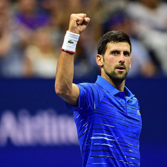 Novak Djokovic, squalificato agli US Open 2020