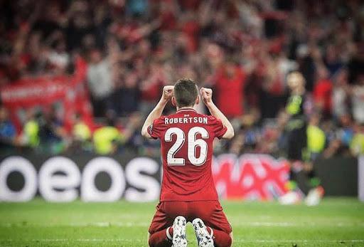 Andrew Robertson, difensore del Liverpool (ph.social)