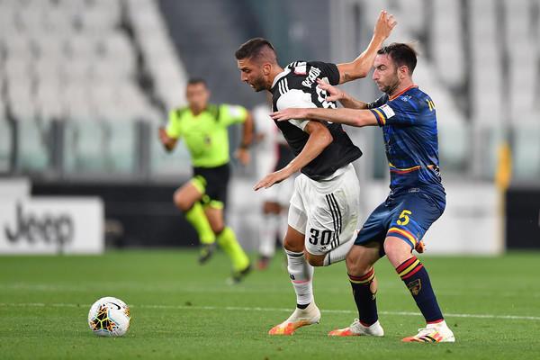 Rodrigo Bentancur, centrocampista della Juventus (ph. zimbio)