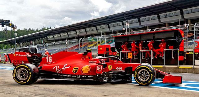 Ferrari SF1000 (ph social)