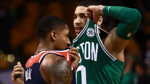 Boston Celtics-Washington Wizards