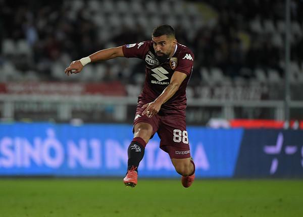 Tomas Rincon in azione con la maglia del Torino (Zimbio)