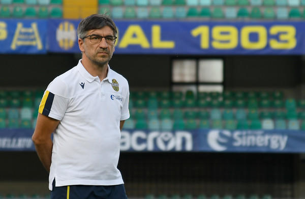 Ivan Juric, tecnico dell'Hellas Verona (ph social)