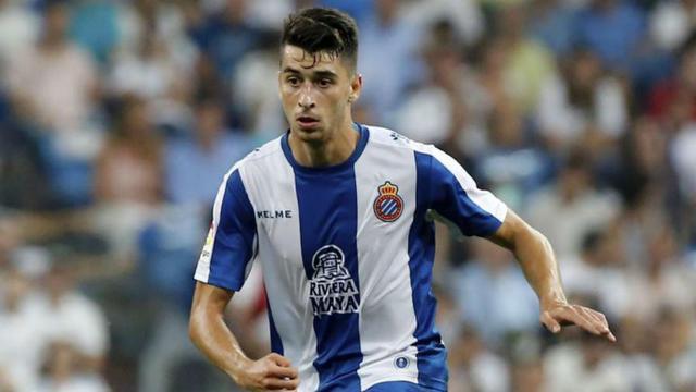 Marc Roca, esterno dell'Espanyol (ph social)
