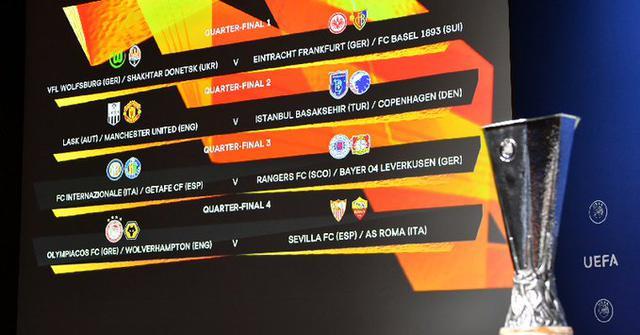Europa League (Ph. Twitter)