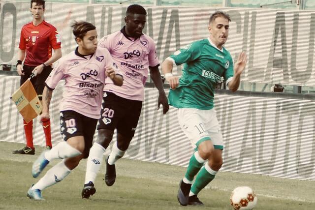 Palermo-Avellino, match di andata della Fase Nazionale dei play-off di Serie C