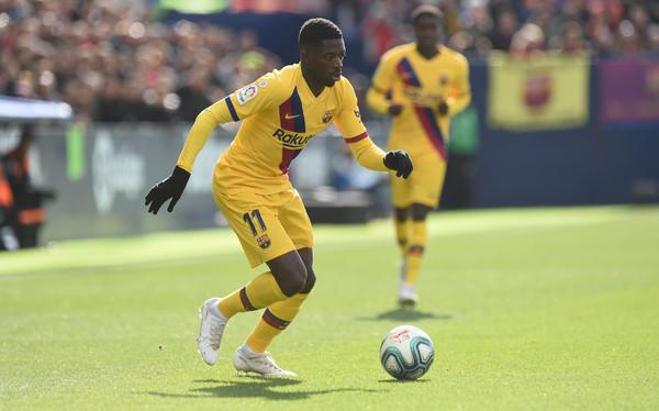 Ousmane Dembele (ph. Zimbio)