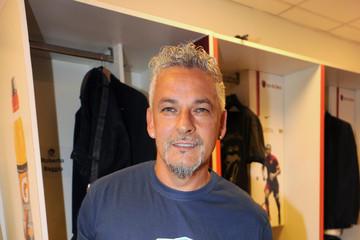 Roberto Baggio (Ph. Twitter)