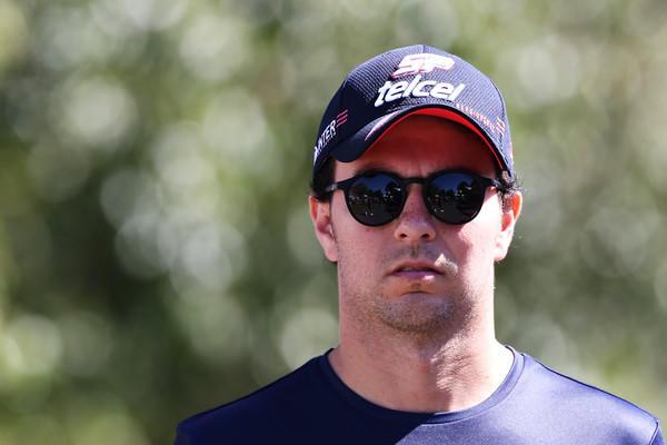 Sergio Perez, pilota Formula 1 (ph. Zimbio)