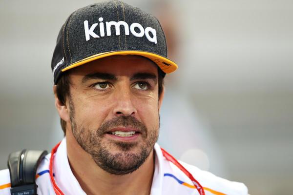 Fernando Alonso (ph social)