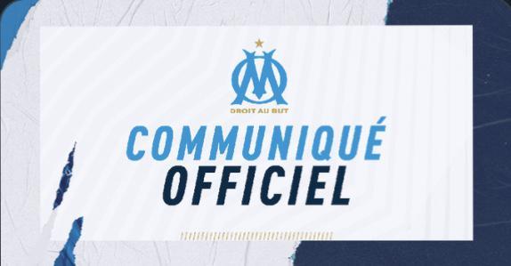 Il comunicato del Marsiglia in risposta al Psg (Twitter Olympique)