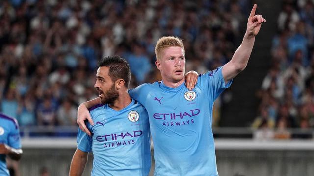 Kevin De Bruyne, Manchester City (ph. Twitter)