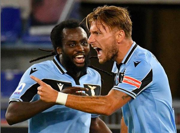 Lazio (ph. Instagram SS Lazio)