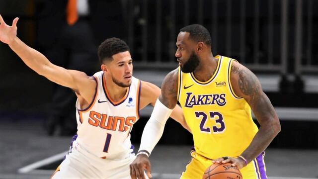 Phoenix Suns-Los Angeles Lakers