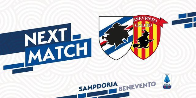 Dove vedere Sampdoria-Benevento streaming gratis e diretta tv Sky o DAZN?