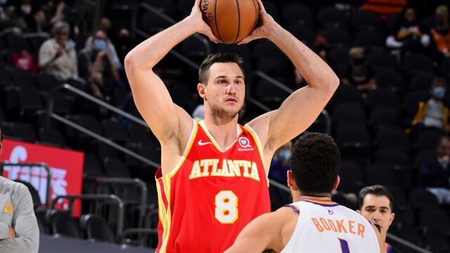 News York Knicks-Atlanta Hawks