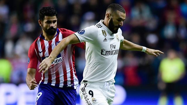 Real Madrid-Atletico Madrid (ph Social)