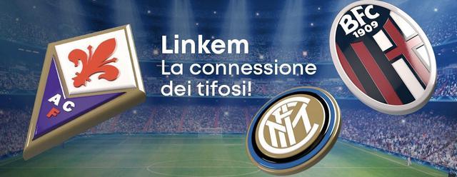 Linkem per squadre di calcio (Linkem.com)