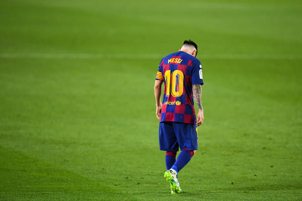 Messi rimane al Barcellona