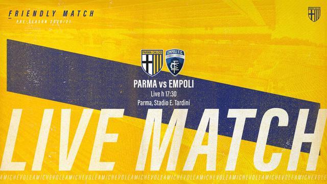 Dove vedere amichevole Parma-Empoli, streaming gratis e diretta tv in chiaro?