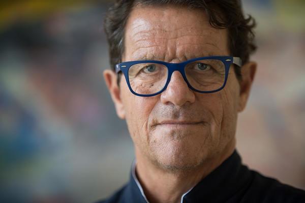 Fabio Capello, ex allenatore della Roma