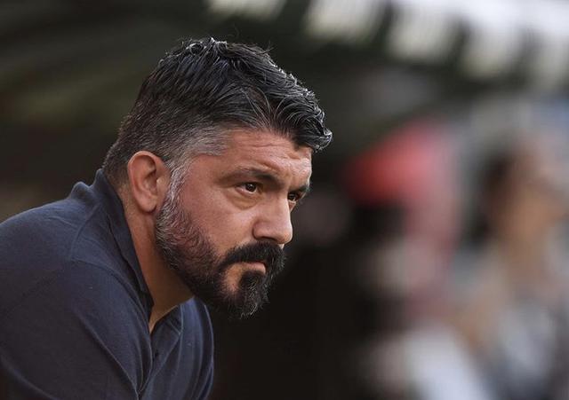 Gennaro Gattuso, allenatore del Napoli (Profilo social club partenopeo)
