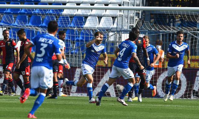 Alfredo Donnarumma, Brescia (ph. Twitter)