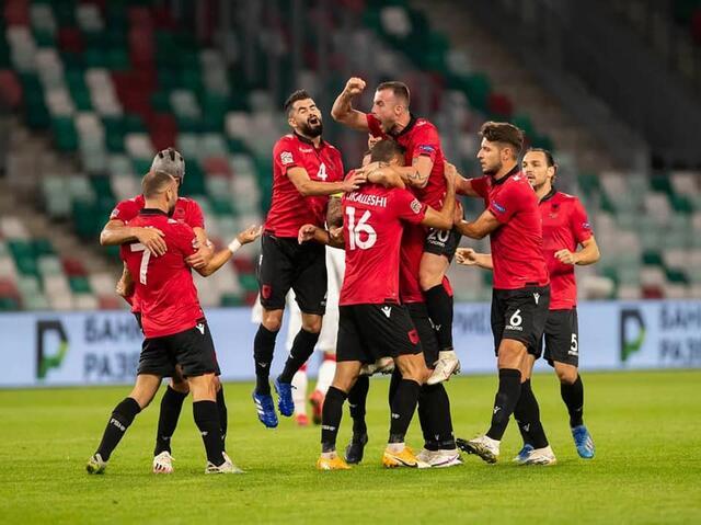 Albania-Polonia streaming (ph. Facebook)