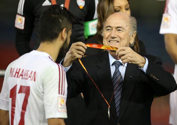 Sepp Blatter (ph. Zimbio)
