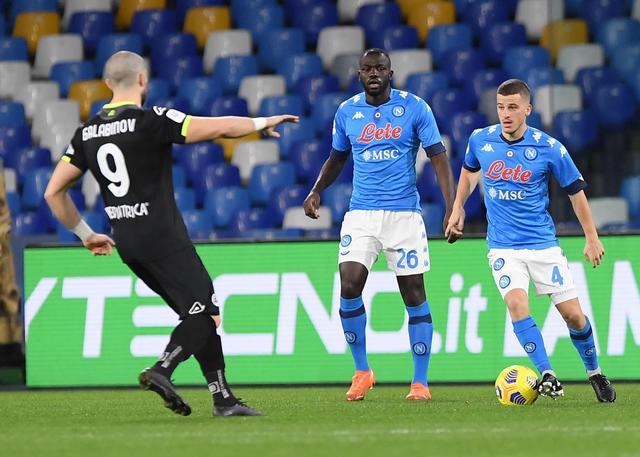 Calciomercato Napoli, Koulibaly sicuro di restare