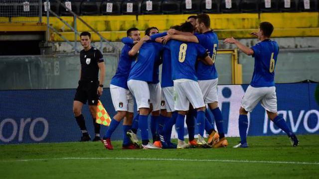 Italia U21 (ph Social)
