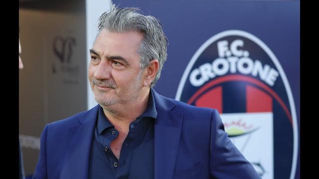 Gianni Vrenna, presidente del Crotone (ph social)