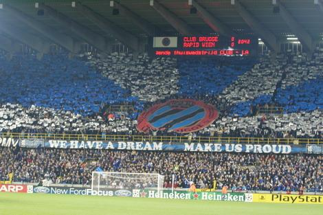 Stadio Club Bruges (ph social)