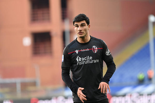 Riccardo Orsolini (ph. bolognafc.it)