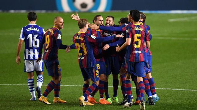 Dove vedere in diretta tv e streaming Real Sociedad-Barcellona (Ph. Eurosport)