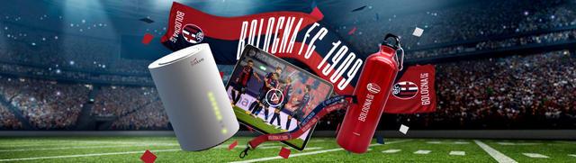 Bologna FC Pack (Campagna Linkem per squadre di calcio)