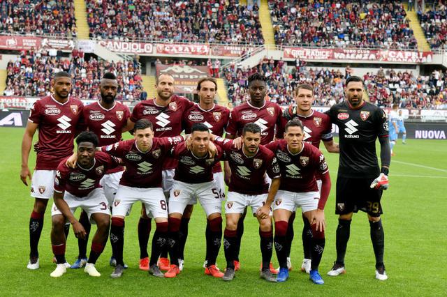 I giocatori del Torino FC (ph social)