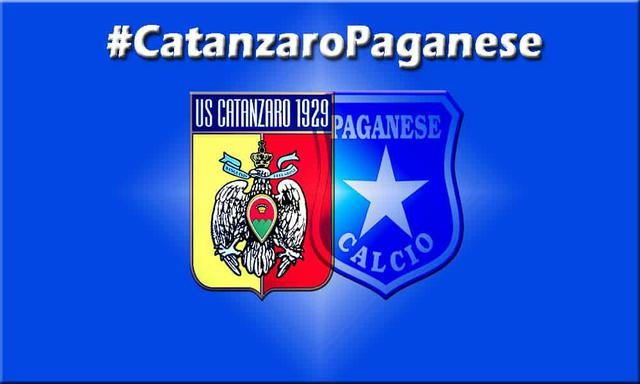 Catanzaro-Paganese (Ph. http://www.paganesecalcio.com)