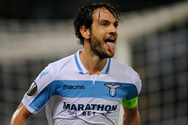 Marco Parolo, centrocampista della Lazio (ph. social)